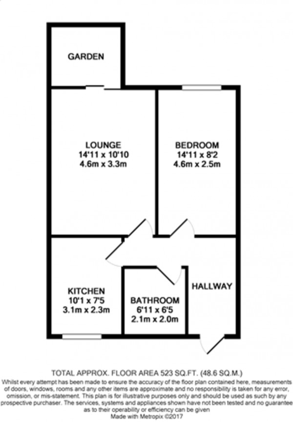Floorplan for New Eltham, London
